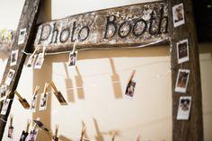 Photo Guest Book #minipolaroid #diy #keepsake Mini Polaroid, Photo Guest Book, Neon Signs, Wedding, Home Decor, Home, Casamento, Homemade Home Decor, Weddings