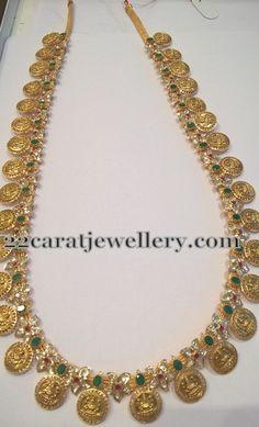 150 Grams Laxmi Kasumala   Jewellery Designs