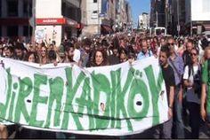 Gezi Parkı: Park içine ve girişine karanfiller bırakıldı. 22.06.2013 http://www.radikal.com.tr/turkiye/gezi_parkina_karanfil_eylemi-1138719
