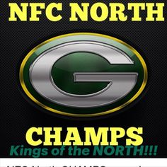 NFC North Champs--four in a row! Green Bay Packers Cheesehead, Green Bay Packers Game, Green Bay Football, Packers Baby, Go Packers, Packers Football, Packers Games, Greenbay Packers, Pro Football Teams