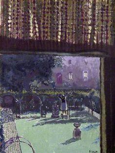 The Garden of Love - Walter Sickert