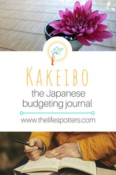 Learn how to master your finances mindfully and save money with the Japanese budget journal system, the kakeibo. Bullet Journal Savings Tracker, Money Pictures, Budgeting 101, Finance Blog, Money Matters, How To Get Money, Money Management, The Life, Personal Finance