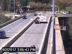 Bethlehem Car v Bike Crash Hit and Run - There are good people in America