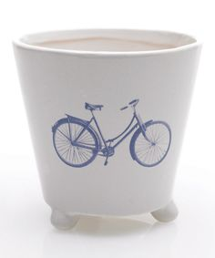 Look at this Amsterdam Ceramic Pot on #zulily today!