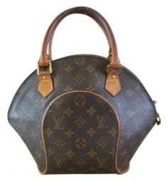 Louis Vuitton leather tote-this was my first LV bag. That was a lifetime ago before kids...