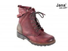 55520ff0e8a1 Jana-dámské kotníkové boty na bytelné podešvi