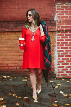 HOLIDAY LOOK WITH VSA DESIGNS
