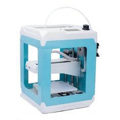 Mini Size DIY Assembled Aluminium Frame 3D Printer Kit 110*110*125mm Printing Size 1.75mm Nozzle
