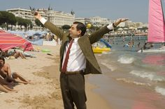 Still of Rowan Atkinson in Mr. Bean's Holiday (2007)