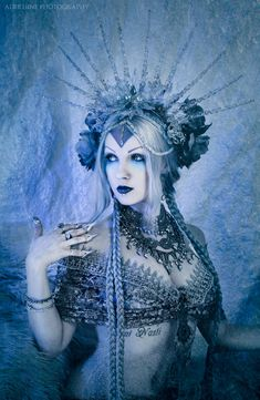 Winter Queen by Nefru-Merit