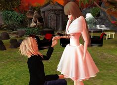 """Will You...."" Captured Inside IMVU - Join the Fun!"