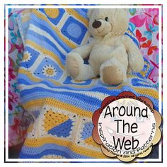 Crochet Patterns Galore - Baby Groovyghan Blanket