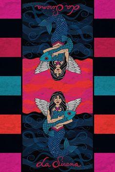Mexicali Collection - MerAngel  Copyright 2014 Sharon Landon