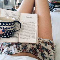 #books #reading #coffee