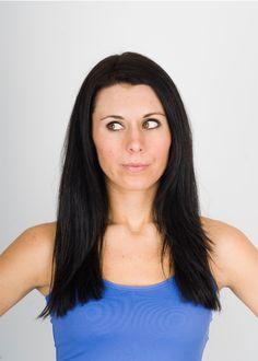 Face Yoga Exercises To Get Rid of Under Eye Wrinkles- Shifty Eyes