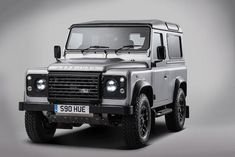 Land Rover Defender No. Land Rover celebrated its two millionth Defender by building a custom rig with the help of well-known outdoor celebrities. Landrover Defender, Land Rover Defender 110, Defender 90, Land Rovers, Jaguar Land Rover, Off Road, Car And Driver, Station Wagon, Madame