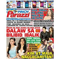 Pinoy Parazzi Vol 8 Issue 14 January 21 – 22, 2015 http://www.pinoyparazzi.com/pinoy-parazzi-vol-8-issue-14-january-21-22-2015/