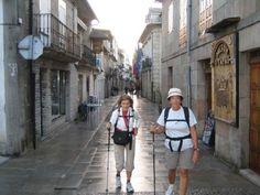 Sarria, Camino de Santiago