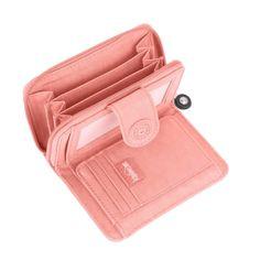 NEW MONEY Deluxe Wallet - Pink Sherbert | Kipling