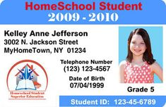 Beautiful Student Id Card Templates Desin And Sample Word File School Resources Teacher Centre