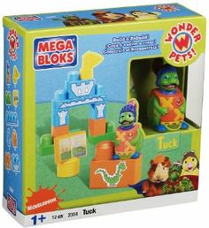 Building blocks and accessory blockGreat for role and adventure playingGreat for polishing fine motor skills and distinguishing colors and shapesStimulate creativity Wonder Pets, Block B, Discount Bedding, Military Discounts, Learning Colors, Building Toys, Fine Motor Skills, Toy Chest, Cool Things To Buy