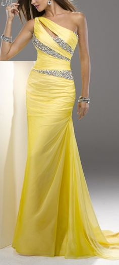 Charismatic sheath custom made ruffle sleeveless floor length one shoulder chiffon beaded crystal evening dress prom dresses-in Prom Dresses from Apparel & Accessories on Aliexpress.com | Alibaba Group