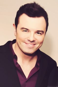 Why do I feel the need to look at his face all day? Too creepy? Seth Macfarlane, Evil Geniuses, Secret Crush, Hot Guys, Hot Men, Dream Guy, Face Claims, To My Future Husband, Gorgeous Men