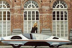 Pininfarina Ferrari 512S Modulo (1970): ASH INSTITUTE Blog