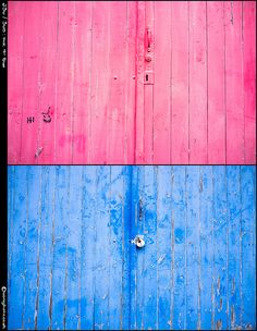 Pink & Blue by bang | Photography