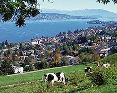 Horgen - Cycling in Switzerland
