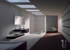 Wonderful Contemporary Bathroom Concept Idea For Small Space