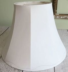 Fun home decor!  Anthropology Inspired Lampshade!!!  #howto #diy #diys #craft #crafts #crafting #howto #ad #handmade #homedecor #decor #makeover #makeovers #redo #repurpose #reuse #recycle #recycling #upcycle #upcycling #unique #furniture #furnituremakeover #furnitureredo #thrifting #thriftstore #handmadehomedecor