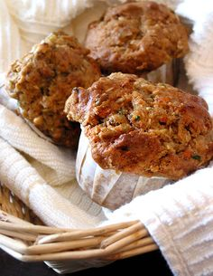 Recipe Review: Zucchini Muffins from Simply Recipes