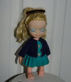 Vintage 1960's Little Sophisticate by Uneeda Doll