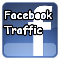 How to Generate Traffic Using Facebook  http://normanmcculloch.com/wp/how-to-generate-traffic-using-facebook/