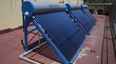 ((CIUDAD))Instalan termotanques solares en organizaciones sociales de la Ciudad - vía @RadioOrionAr