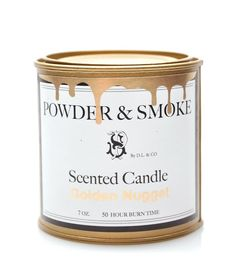 Powder & Smoke scented candle