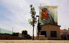 Pisco by Bordalo II. Águeda #agitagueda #agueda #urbanart #streetart