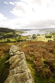 Windermere. Lake District--I've been here it's absolutely beautiful!!!