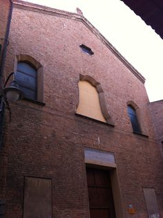Chiesa di Santa Maria Addolorata detta del Pio Suffragio, Ferrara (Italy)