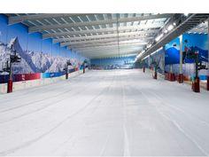 Hemel Hempstead ski centre