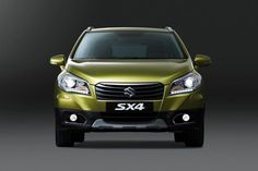 SX4 S-Cross New Suzuki Crossover