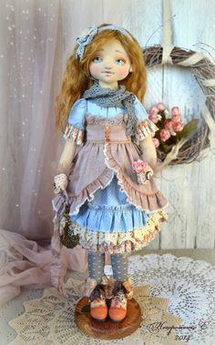 Текстильные куклы Елены Негороженко. Обсуждение на LiveInternet - Российский Сервис Онлайн-Дневников