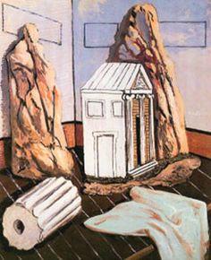 De Chirico, Modern Painting, Painter, Suprematism, Painting, Traditional Paintings, Surrealism, Art, Italian Artist