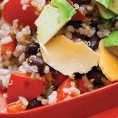Recipe: Quinoa Taco Salad