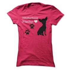 favorite Names Chihuahua Rescue of San Diego Shirts & Tees
