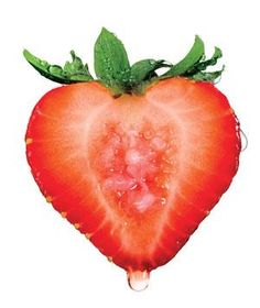 Kate Sommerville Tip for using Strawberries to fade spots