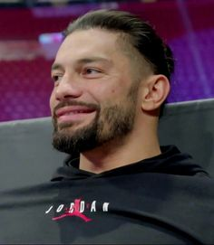 Roman Reigns Smile, Roman Reings, Wwe, Love Your Smile, Husband, Sexy, Fictional Characters, Empire, Romans