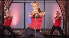 burlesque workout - YouTube