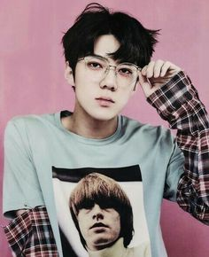 Oh Sehun Lucky One Style @pristinemess